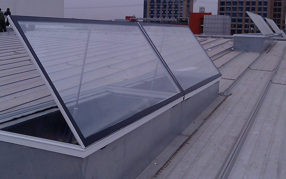 建筑防火-防火窗